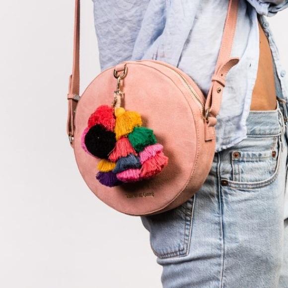 Anthropologie Handbags - Sol Circle Bag- worn once